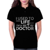 Gifts For Doctors Medical Shirt Profession Joke Nerd Womens Polo