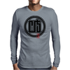 GIFU Japanese Prefecture Design Mens Long Sleeve T-Shirt