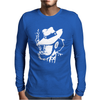 Gighen Cartoon Manga Lupin Goemon. Mens Long Sleeve T-Shirt