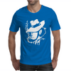 Gighen Cartoon Manga Lupin Goemon. Mens T-Shirt