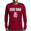 Gigi Dag Mens Long Sleeve T-Shirt