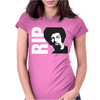 Gil Scott Heron Inspired Womens Fitted T-Shirt