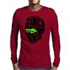 Ginga Ninja Mens Long Sleeve T-Shirt