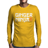 Ginger Ninja Mens Long Sleeve T-Shirt