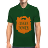 Ginger Power Mens Polo