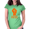 Ginger Pride Womens Fitted T-Shirt