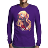 girl devian Mens Long Sleeve T-Shirt