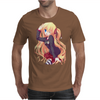 girl devian Mens T-Shirt