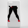 Girl in Red Thong Phone Case