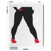 Girl in Red Thong Tablet (vertical)