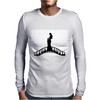 Girl in the Bridge Mens Long Sleeve T-Shirt