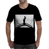 Girl in the Bridge Mens T-Shirt