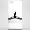 Girl in the Bridge Phone Case