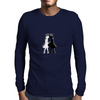 Girl Mens Long Sleeve T-Shirt