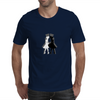 Girl Mens T-Shirt