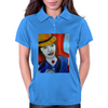 Girl On A Train Womens Polo