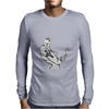 Girl Power Mens Long Sleeve T-Shirt