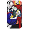 GIRL WITH BOOK Phone Case