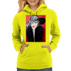 GIRL WITH STRIPE HAT  ART DECO Womens Hoodie