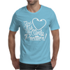 Girls Fish Too Only Prettier Mens T-Shirt