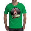 Girls Models bombshells Mens T-Shirt