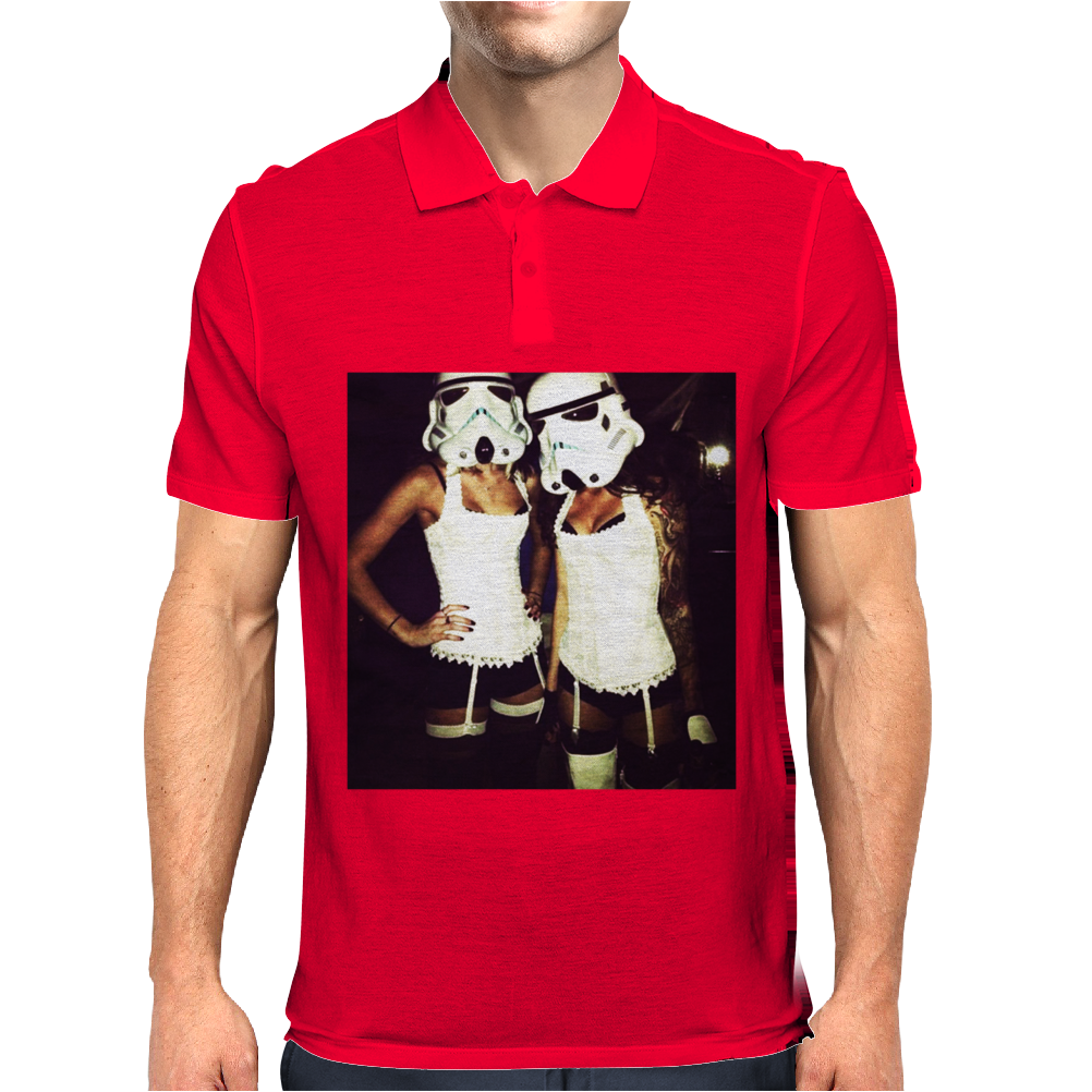 Girls Star Wars Mens Polo