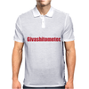 Givashitometer awesome funny Mens Polo