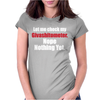 Givashitometer awesome funny Womens Fitted T-Shirt