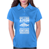 Give A Man A Fish Mens Funny Fishing Womens Polo