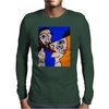GIVE ME A LITTLE KISS Mens Long Sleeve T-Shirt
