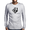 Gladiator mens shirt Mens Long Sleeve T-Shirt