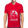 GLASSJAW ninja Mens Polo