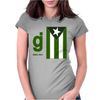 GLASSJAW Womens Fitted T-Shirt
