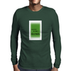Glitch in the Matrix Mens Long Sleeve T-Shirt