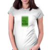 Glitch in the Matrix Womens Fitted T-Shirt
