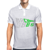 Glow In The Dark - Back 2 the 80 Mens Polo