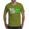 Glow In The Dark - Back 2 the 80 Mens T-Shirt