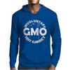 GMO TEST SUBJECT V2 ANTI-GMO SOY FRUIT VEGETABLES Mens Hoodie