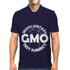 GMO TEST SUBJECT V2 ANTI-GMO SOY FRUIT VEGETABLES Mens Polo