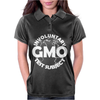 GMO TEST SUBJECT V2 ANTI-GMO SOY FRUIT VEGETABLES Womens Polo