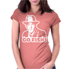 Go Fish Womens Fitted T-Shirt