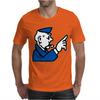Go To Jail Monopoly Mens T-Shirt