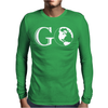 Go Travel World Mens Long Sleeve T-Shirt