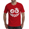 Go Vegan Mens T-Shirt