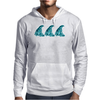 Go with the Flow Mens Hoodie