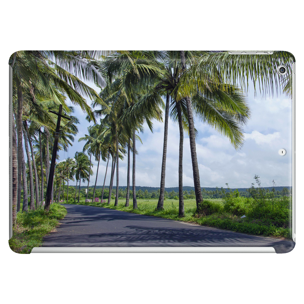 "Goa No Limits Limited Edition ""on the road after the monsoon"" Tablet (horizontal)"