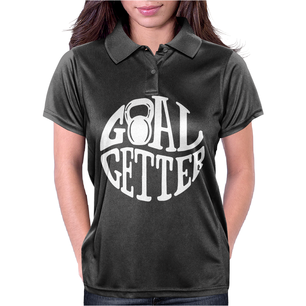 Goal Getter Womens Polo