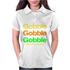 Gobble x3 Womens Polo