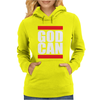 GOD CAN Womens Hoodie