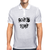 God is Lord Mens Polo